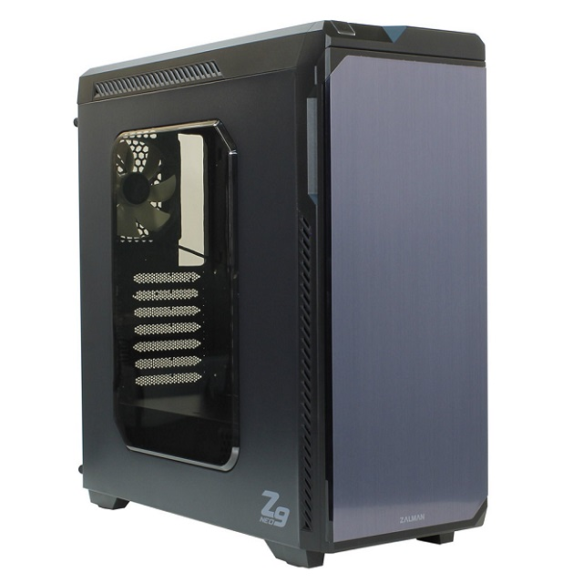 Корпус Zalman Z9 NEO PLUS BLACK