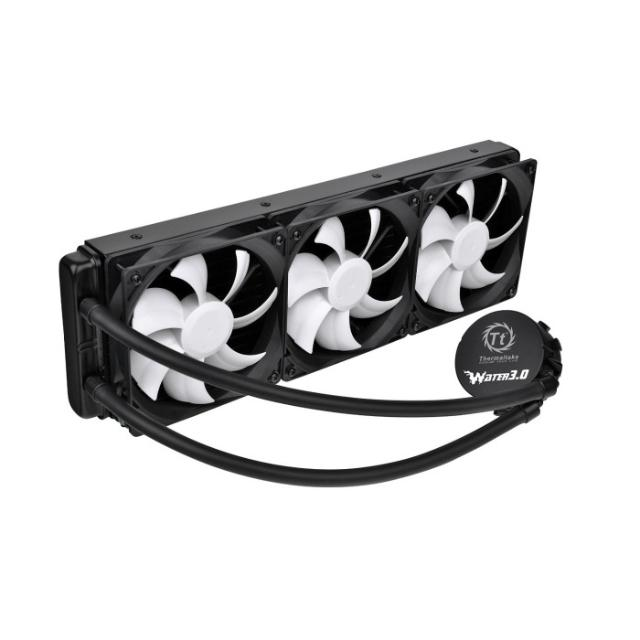 Водяное охлаждение Thermaltake Water 3.0 Ultimate, CL-W007-PL12BL-A