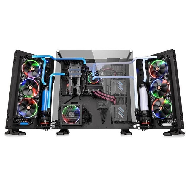 Корпус Thermaltake Core P7 TG, CA-1I2-00F1WN-00